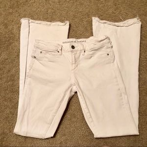 Articles of Society white flares size 26